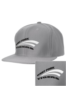 West Fork High School Tigers Embroidered D-Series Cap