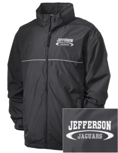 Jefferson Elementary School Jaguars Embroidered Men's Element Jacket