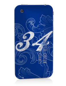 Sutter Creek Elementary School Wolverines Apple iPhone 3G/ 3GS Skin