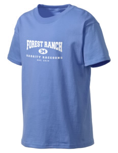 Forest Ranch Elementary School Raccoons Kid's Essential T-Shirt