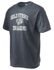 Gold Strike High School Dragons Ultra Cotton T-Shirt