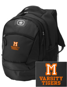 Marsh Elementary School Tigers Embroidered OGIO Rogue Backpack
