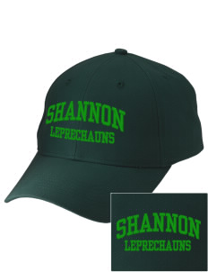 Shannon Elementary School Leprechauns Embroidered Low-Profile Cap