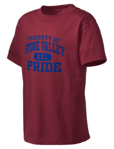 Stone Valley Middle School Pride Kid's Essential T-Shirt