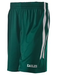 "Indian Diggings Elementary School Eagles Holloway Women's Pinelands Short, 8"" Inseam"