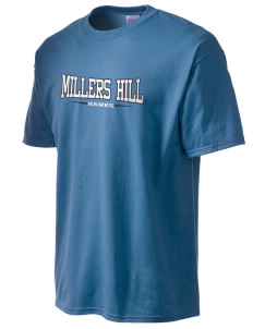 Millers Hill Middle School Hawks Men's Essential T-Shirt