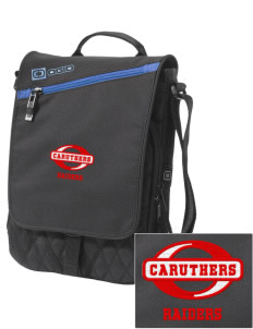 Caruthers High School Raiders Embroidered OGIO Module Sleeve for Tablets