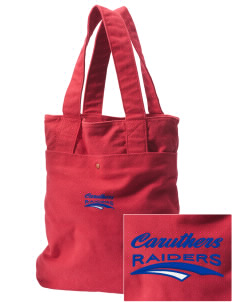 Caruthers High School Raiders Embroidered Alternative The Berkeley Tote