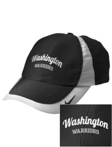 Washington Middle School Warriors Embroidered Nike Golf Colorblock Cap
