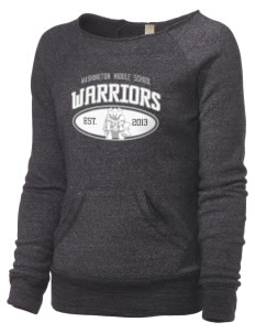Washington Middle School Warriors Alternative Women's Maniac Sweatshirt