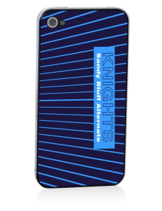 Sandy Bluff Alternate Education Center Knights Apple iPhone 4/4S Skin