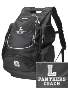 Lake Elementary School Panthers  Embroidered OGIO Bounty Hunter Backpack