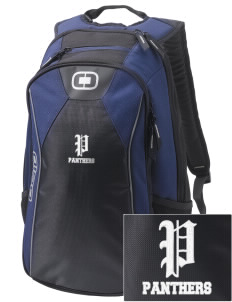 Lake Elementary School Panthers Embroidered OGIO Marshall Backpack