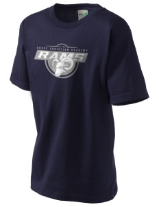 Grace Christian Academy Rams Kid's Organic T-Shirt