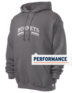 Deep Creek Central Elementary School Hornets Russell Men's Dri-Power Hooded Sweatshirt
