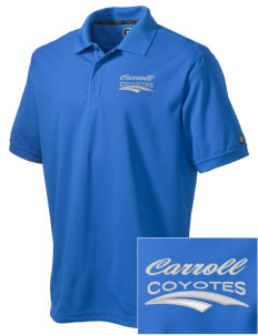 Carroll Elementary School Coyotes Embroidered OGIO Men's Caliber Polo
