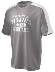 Mojave High School Mustangs  Holloway Men's Power T-Shirt