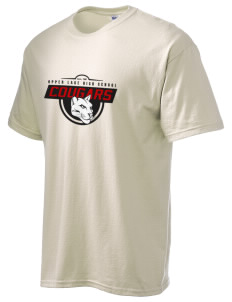 Upper Lake High School Cougars Ultra Cotton T-Shirt