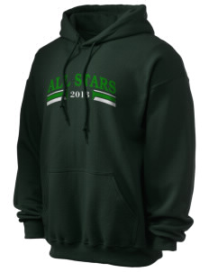 Clover Valley High School All Stars Ultra Blend 50/50 Hooded Sweatshirt