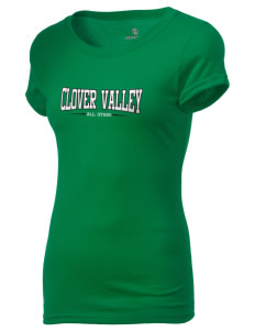 Clover Valley High School All Stars Holloway Women's Groove T-Shirt