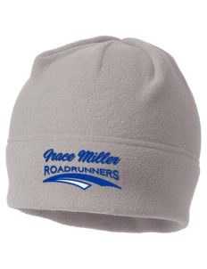 Grace Miller Elementary School Roadrunners Embroidered Fleece Beanie