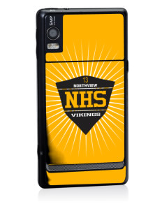 Northview High School Vikings Motorola Droid 2 Skin