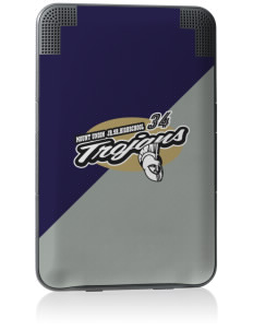 MOUNT UNION AREA jr.sr.HIGHSCHOOL TROJANS Kindle Keyboard 3G Skin