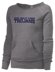 MOUNT UNION AREA jr.sr.HIGHSCHOOL TROJANS Alternative Women's Maniac Sweatshirt