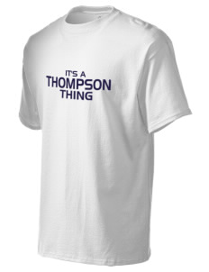 Thompson Elementary School Tigers Tall Men's Essential T-Shirt