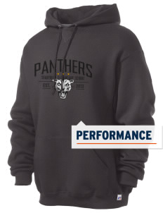Shadybend Elementary School Panthers Russell Men's Dri-Power Hooded Sweatshirt