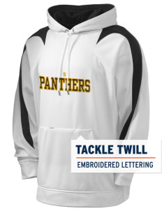 Shadybend Elementary School Panthers Holloway Men's Sports Fleece Hooded Sweatshirt with Tackle Twill
