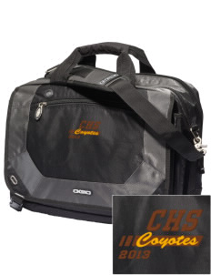 Calabasas High School Coyotes Embroidered OGIO Corporate City Corp Messenger Bag