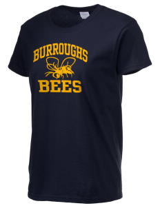 Burroughs Elementary School Bees Women's 6.1 oz Ultra Cotton T-Shirt