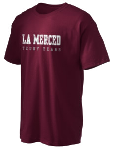 La Merced Elementary School Teddy Bears Hanes Men's 6 oz Tagless T-shirt