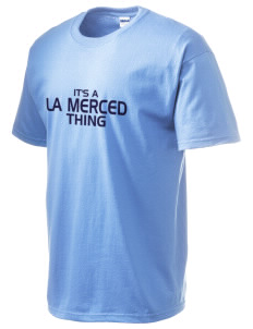 La Merced Intermediate School Trojans Ultra Cotton T-Shirt