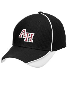 Arlie Hutchinson Middle School Hawks Embroidered New Era Contrast Piped Performance Cap