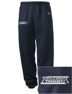 Orville Wright Middle School Tomcats Embroidered Champion Men's Sweatpants