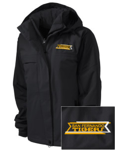 San Fernando High School Tigers  Embroidered Women's Nootka Jacket