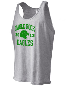 Eagle Rock High School Eagles Men's Jersey Tank