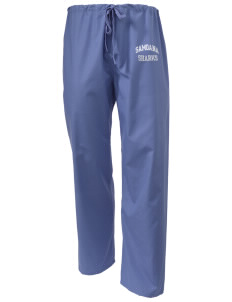 samoana high sharks Scrub Pants