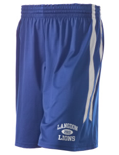 "Langdon Elementary School Lions Holloway Women's Pinelands Short, 8"" Inseam"