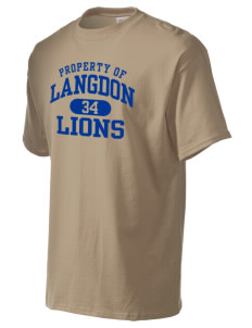 Langdon Elementary School Lions Men's Essential T-Shirt