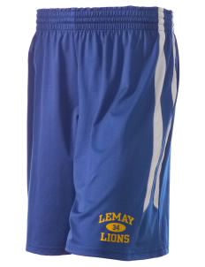 "Lemay Elementary School Lions Holloway Women's Pinelands Short, 8"" Inseam"