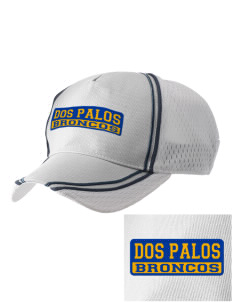 Dos Palos High School Broncos  Embroidered Champion Athletic Cap