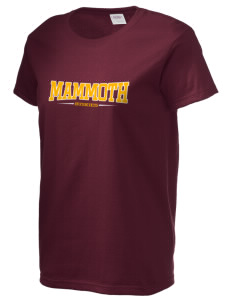 Mammoth High School Huskies Women's 6.1 oz Ultra Cotton T-Shirt