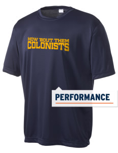 Anaheim High School Colonists Men's Competitor Performance T-Shirt