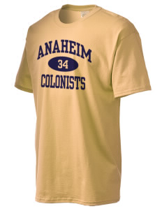 Anaheim High School Colonists Men's Essential T-Shirt
