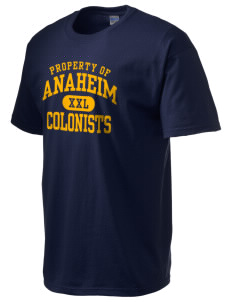 Anaheim High School Colonists Ultra Cotton T-Shirt