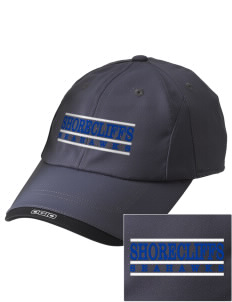 Shorecliffs Middle School Seahawks Embroidered OGIO X-Over Cap