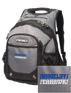 Shorecliffs Middle School Seahawks Embroidered OGIO Fugitive Backpack